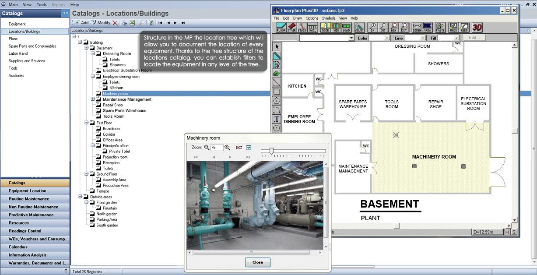 Cmms Mpsoftware Maintenance Software Mp Version 9