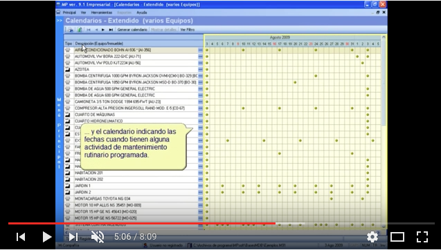 Cmms Mpsoftware Maintenance Planning And Scheduling Software